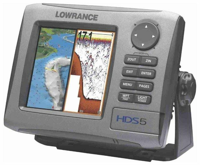 Эхолот Lowrance HDS-5