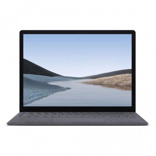 "Ноутбук Microsoft Surface Laptop 3 13.5 (AMD Ryzen 7 3780U 2300MHz/13.5""/2256x1504/16GB/512GB SSD/DVD нет/Intel Iris Plus Graphics/Wi-Fi/Bluetooth/Windows 10 Home) VFL-00001 platinum"