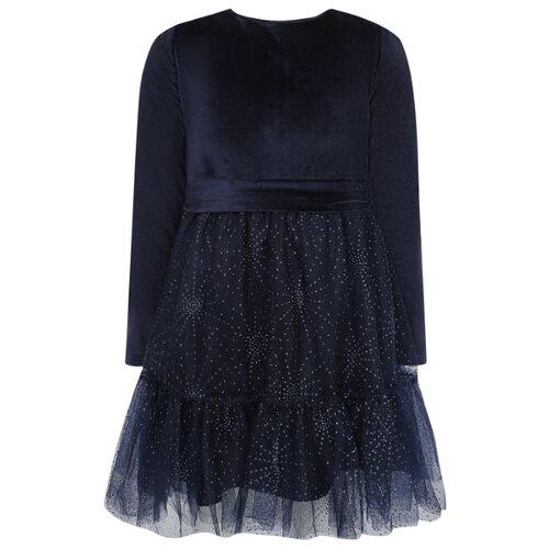Купить Платье Mayoral размер 174, синий, Платья и сарафаны