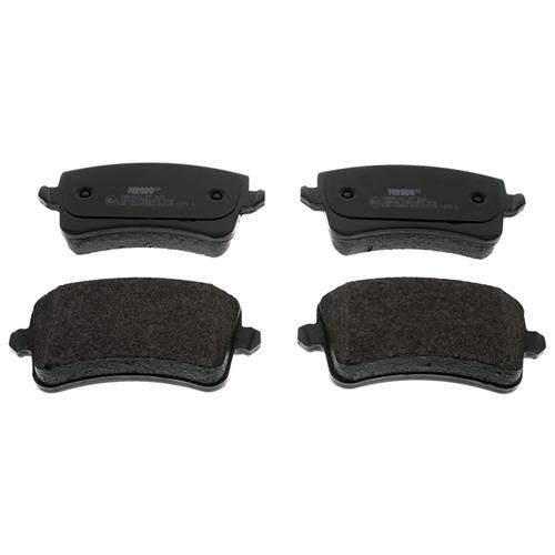 Дисковые тормозные колодки задние Ferodo FDB4050 для Audi A4, Audi A5, Audi Q5 (4 шт.) тормозные колодки дисковые kotl 1546kt