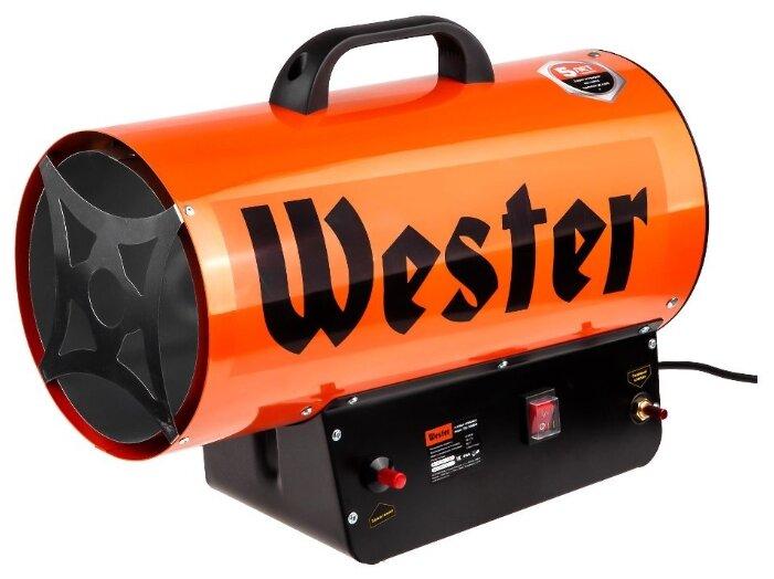 Тепловая пушка Wester TG-35000, газовая