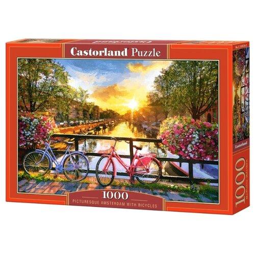 Купить Пазл Castorland Амстердам (C-104536), 1000 дет., Пазлы