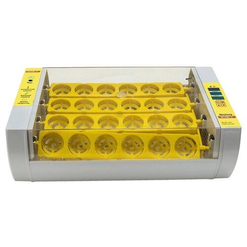 Инкубатор SITITEK 24 белый/желтый