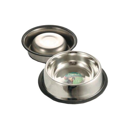 Миска Triol 1507/М-002500/30261007 2.8 л серебристый