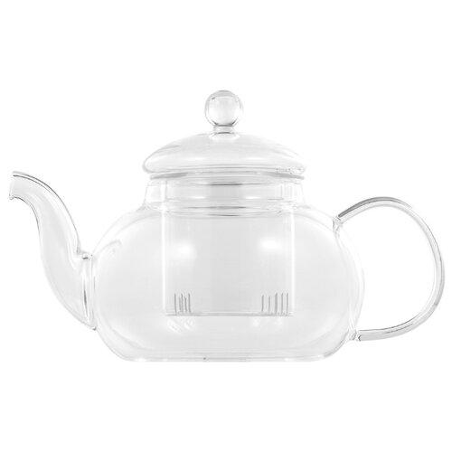 Vitax Заварочный чайник Saltwood VX-3205 0.8 л, прозрачный