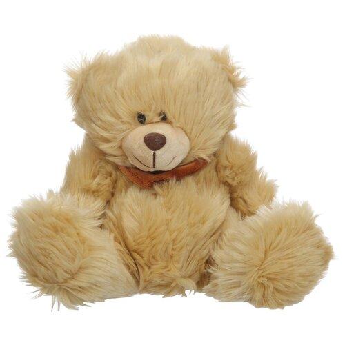 Plush Apple Мягкая игрушка Медведь с платком 31 см