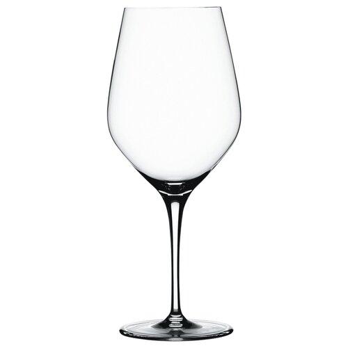 Spiegelau Набор бокалов Authentis Bordeaux 4400177 4 шт. 650 мл бесцветный
