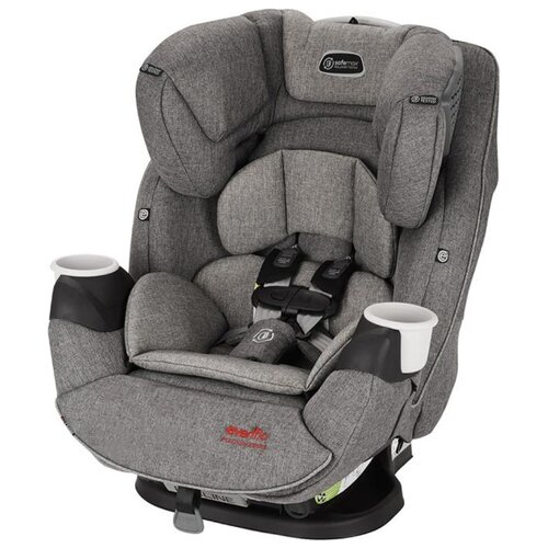Автокресло группа 0/1/2/3 (до 36 кг) Evenflo SafeMax Platinum Series, grey