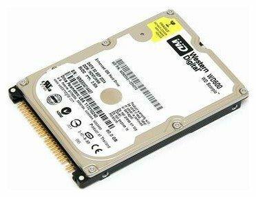 Жесткий диск Western Digital WD Scorpio 60 GB (WD600VE)
