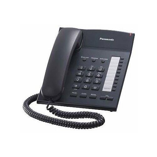 Телефон Panasonic KX-TS2382 черный