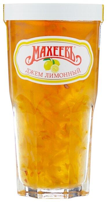 Джем Махеевъ лимонный, банка 400 г
