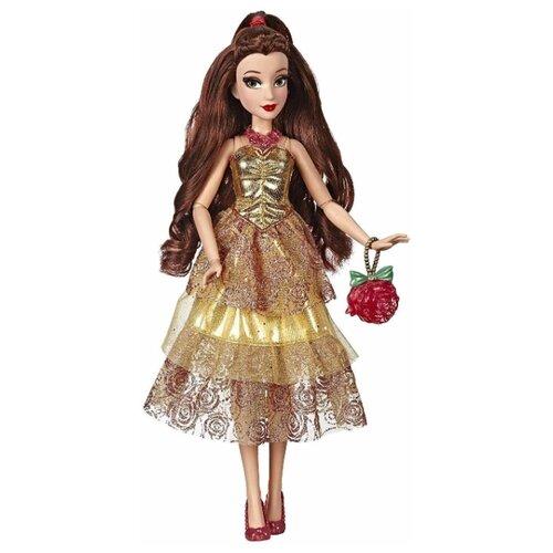 Купить Кукла Hasbro Disney Princess Belle, 28 см, E8398, Куклы и пупсы