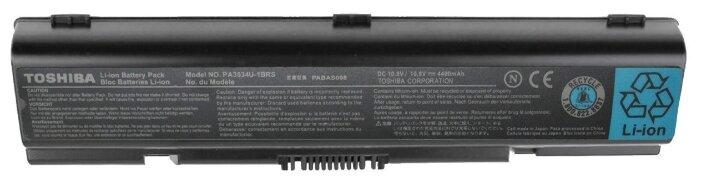Аккумулятор Toshiba PA3534U-1BRS