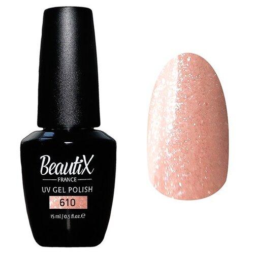 Фото - Гель-лак для ногтей Beautix UV Gel Polish, 15 мл, 610 гель лак для ногтей claresa gel polish 5 мл оттенок purple 610