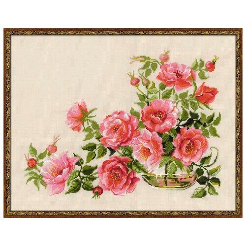 Купить Набор для вышивания Риолис 100/032 Сладкий аромат, Наборы для вышивания