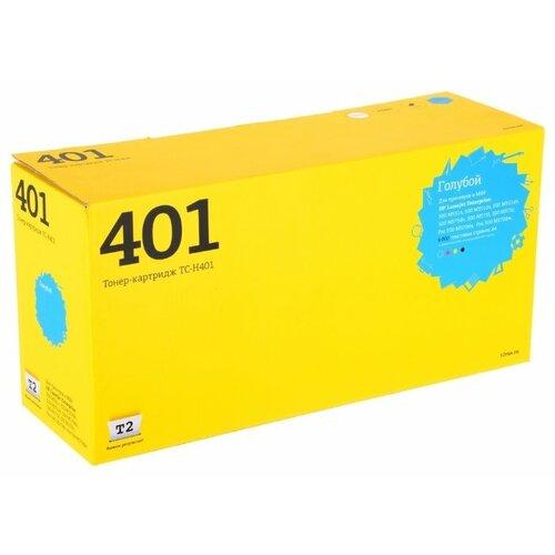 Фото - Картридж T2 TC-H401, совместимый картридж t2 tc sh202 совместимый