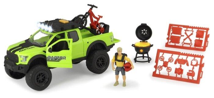 Игровой набор Dickie Toys Велосипедист 3835003