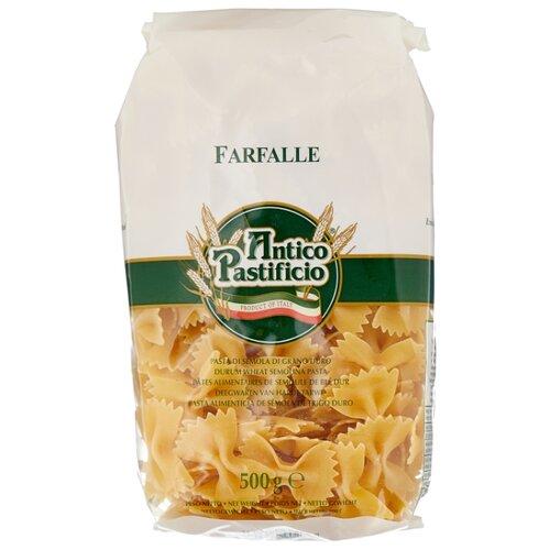 Antico Pastificio Макароны Farfalle, 500 г бабочки farfalle pasta zara 500г
