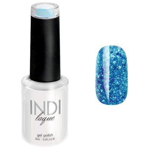 Гель-лак для ногтей Runail Professional INDI laque с мелкими блестками, 9 мл, 4254 по цене 175