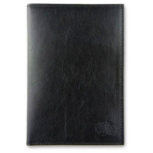 Обложка для паспорта Qoper 0448 black 00-00000281 0448 black Обложка п/п Qoper
