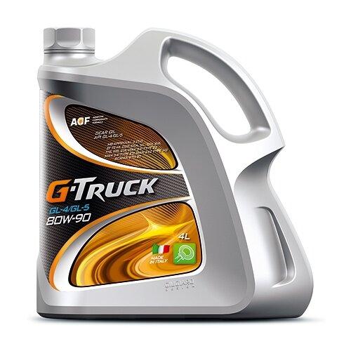 Масло трансмиссионное G-Energy G-TRUCK GL-4/5 80W-90 4 4 л