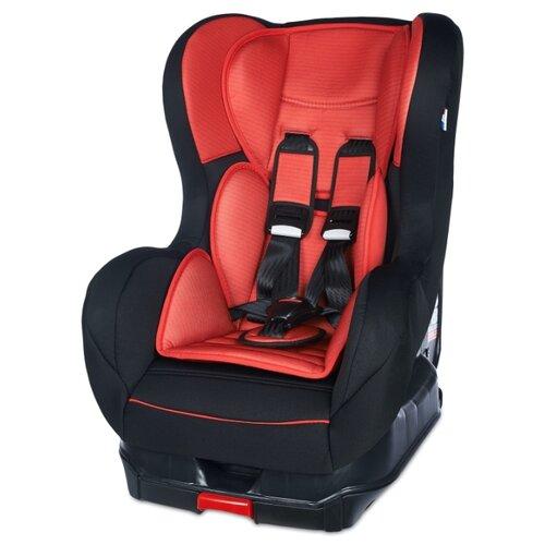 Автокресло группа 1 (9-18 кг) Nania Cosmo Isofix Tech, red автокресло группа 1 2 3 9 36 кг little car ally с перфорацией черный