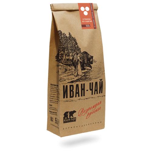 Чай травяной Иван-чай Кострома