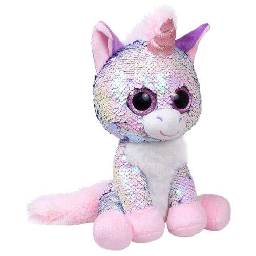 Купить Мягкая игрушка Fancy Глазастик Единорог Жемчужина 23 см, Мягкие игрушки