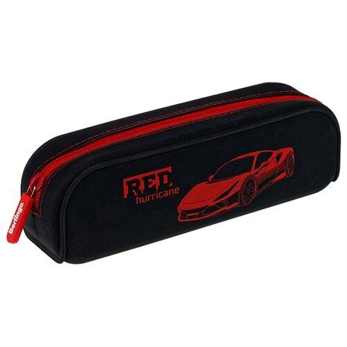 Купить Berlingo Пенал Red Car (PM07309) черный, Пеналы