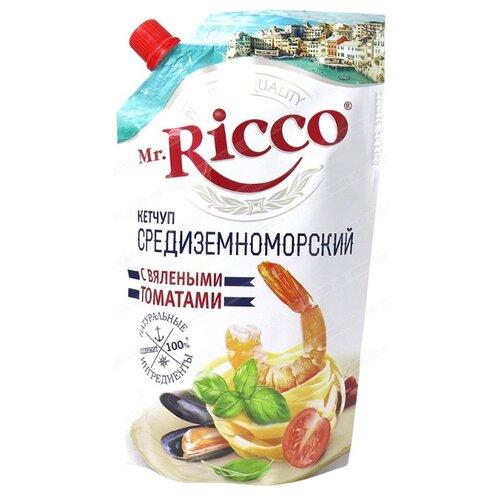 Кетчуп Mr.Ricco Средиземноморский с вялеными томатами 350 г