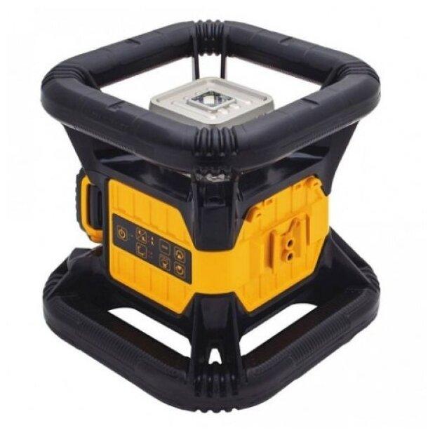 Самовыравнивающийся ротационный КРАСНЫЙ лазерный уровень для вертикального и горизонтального применения DEWALT DCE079D1R-QW