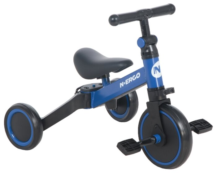 Трехколесный велосипед N.Ergo A006