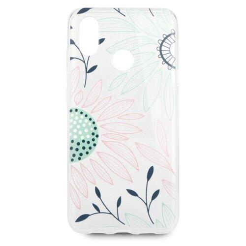Купить Чехол Pastila Spring picture для Xiaomi Mi 8, Mi 8 Pro ромашки