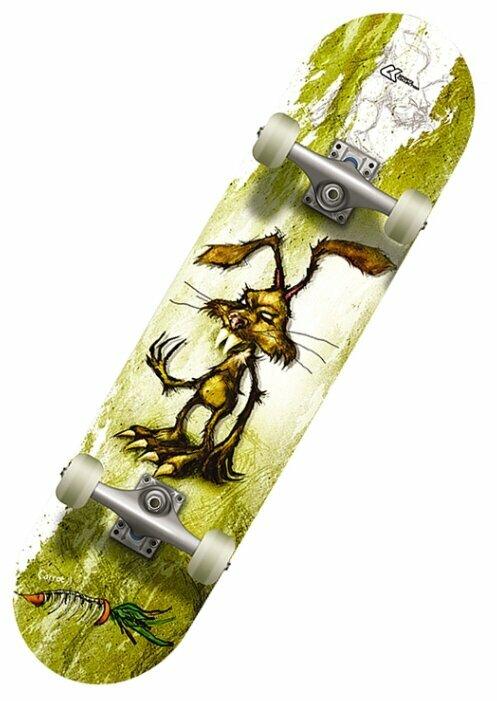 Скейтборд СК (Спортивная коллекция) Krol