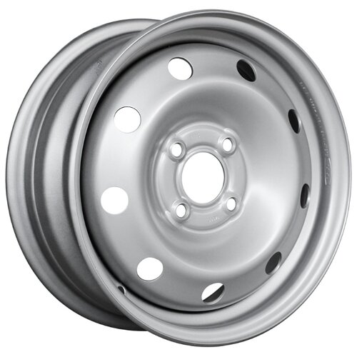 Колесный диск Magnetto Wheels 14000 5.5x14/4x100 D60.1 ET43 Silver колесный диск arrivo ar019 5 5x14 4x100 d54 1 et38 silver