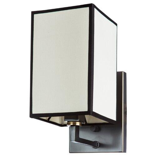 Настенный светильник Divinare Porta 5933/01 AP-1, 40 Вт бра divinare 5933 01 ap 1 porta