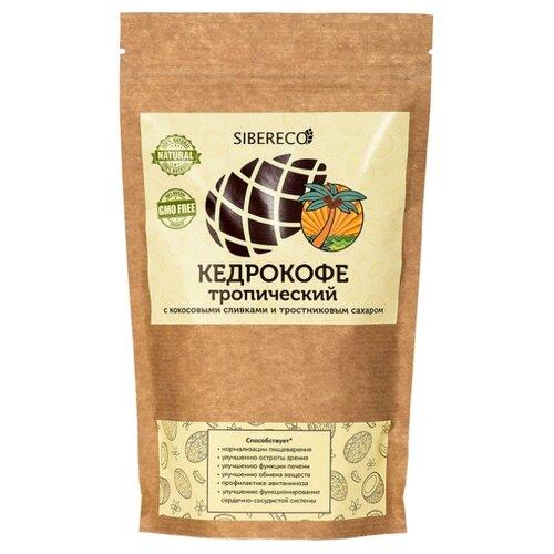 Цикорий SIBERECO Кедрокофе Тропический с кокосовыми сливками и тростниковым сахаром 250 г