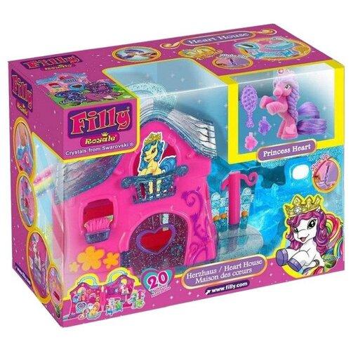 Игровой набор Filly Гостеприимный дом M136027-00D0 игровой набор волшебная семья bea filly