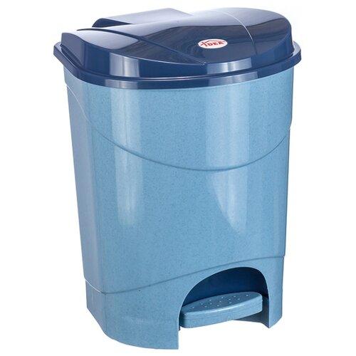 Ведро IDEA (М-Пластика) М 2891, 11 л голубой