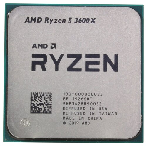 Процессор AMD Ryzen 5 3600X OEM цена 2017