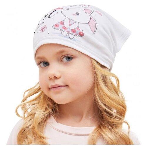 Купить Косынка Kotik размер 50-52, белый, Головные уборы