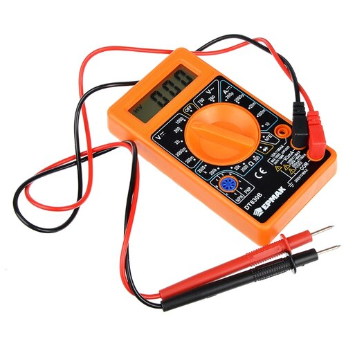 Мультиметр цифровой ЕРМАК DT-830В