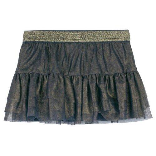 Фото - Юбка COCCODRILLO SWEET LITTLE THING размер 86, серый брюки coccodrillo little explorer z19119601lie размер 86 синий