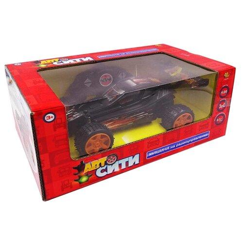 Купить Гоночная машина ABtoys Автосити (C-00358) черный, Радиоуправляемые игрушки