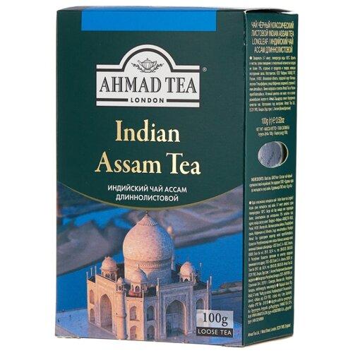 Чай черный Ahmad tea Indian assam tea , 100 г