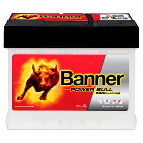 цена на Автомобильный аккумулятор Banner Power Bull PROfessional PRO P63 40