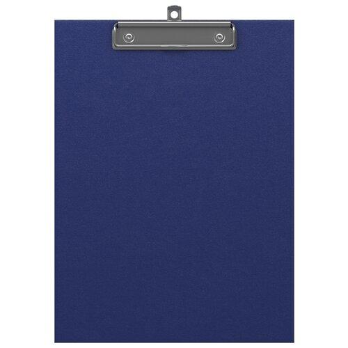 ErichKrause Планшет с зажимом Standard А4 синий планшет