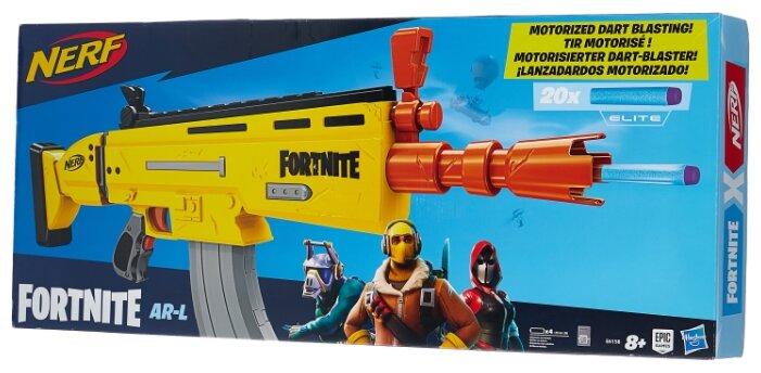 Бластер Nerf Fortnite AR-L (E6158)