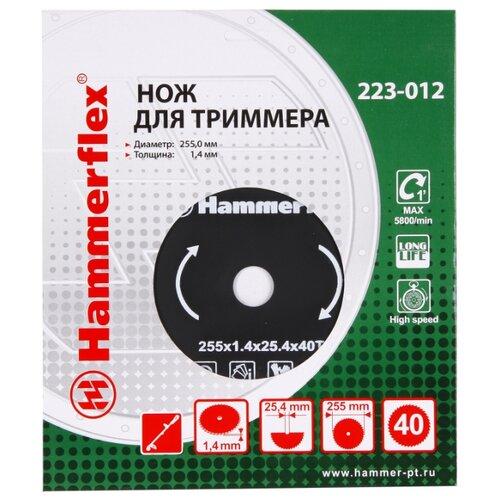 Нож/диск Hammerflex 223-012 25.4 мм