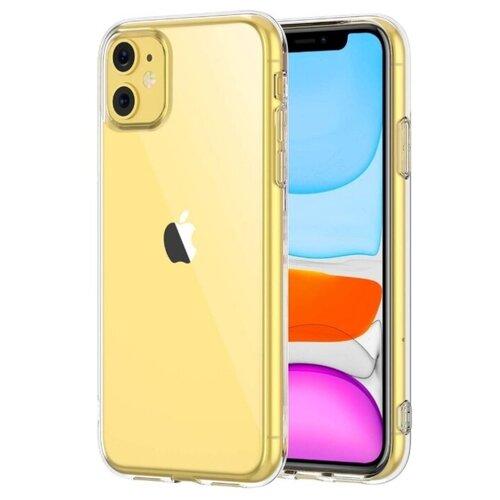 Купить Чехол Defensa силиконовый для Apple iPhone 11 бесцветный